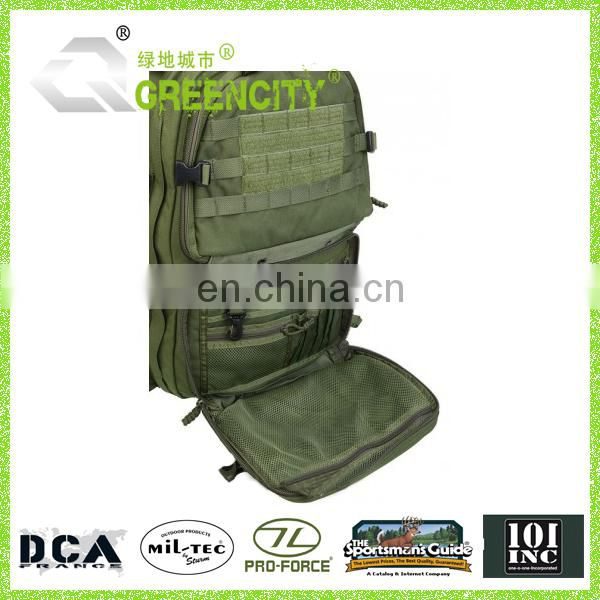 Military Molle Medical Backpack First Aid Kit Bag