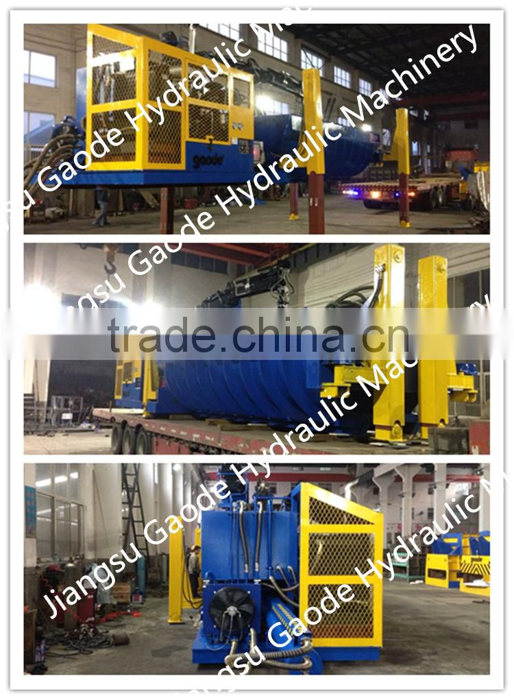 2015 portable car baler for sale