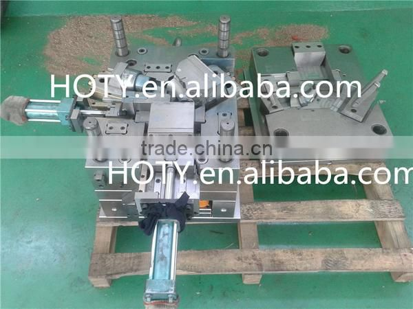 Excellent quality top sell s136 steel 8 cavities pet forming mold