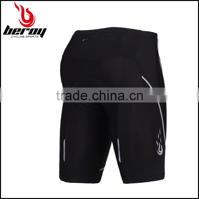 BEROY custom summer cycling shorts, comfort cycling bottom with cheap price