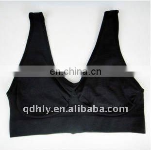 2011 Fast sale sexy U neck AHH sports bra