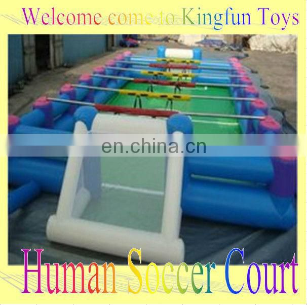 Customize human football table for sale