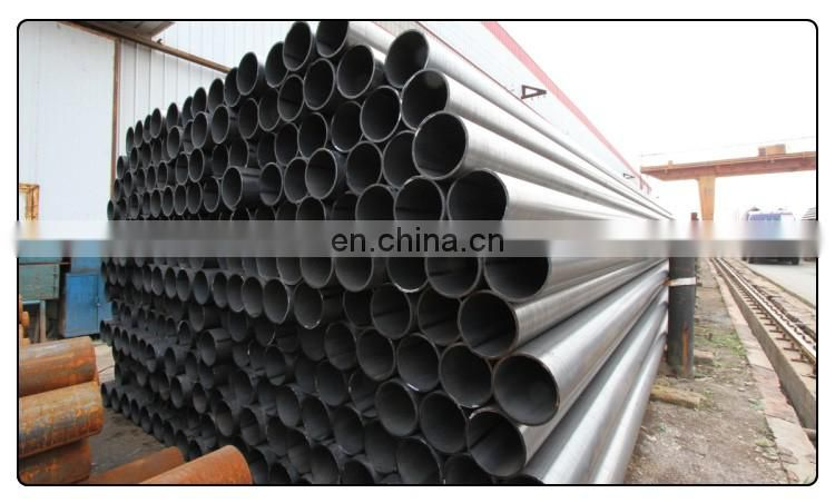 40mm sch40 steel pipe, BI black carbon steel erw structure steel pipe
