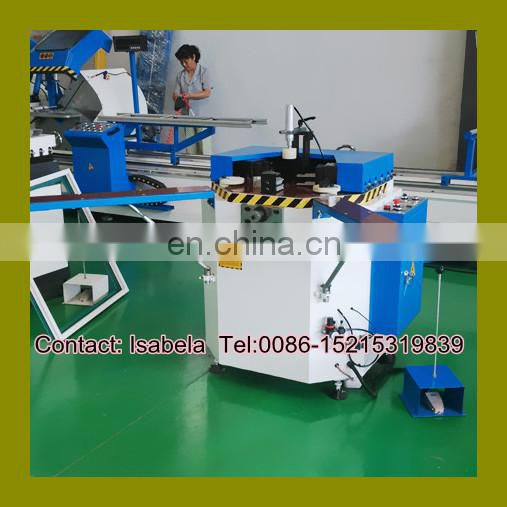 (0086 15215319839) Aluminum Window Door Fabrication Machine / Aluminum Window Manufacturing Machine / Door Window Machine