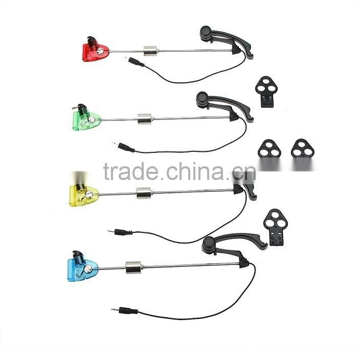 4 Pcs LED Carp Fishing Swinger 4 Colors