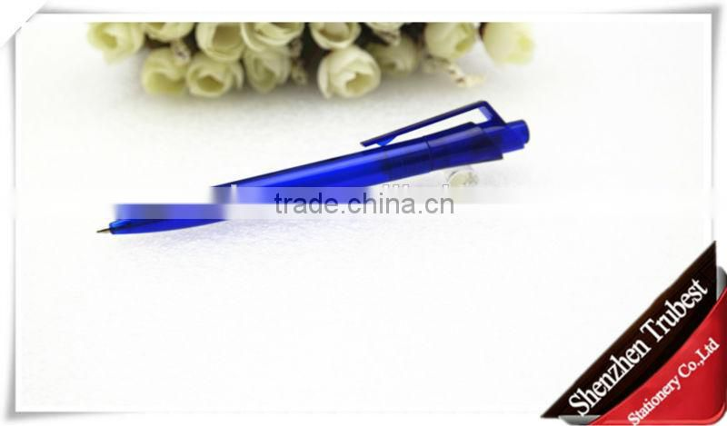 cheap ballpoint pen , plastic pen for gift and promotional