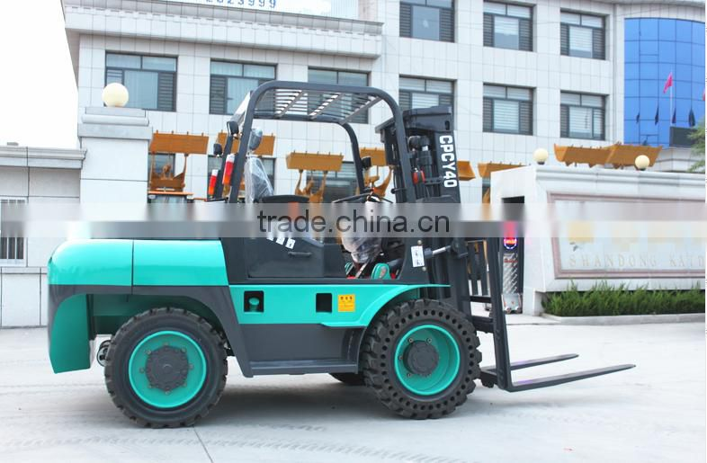 CBL cpcy50 4 wheels drive and steering forklift