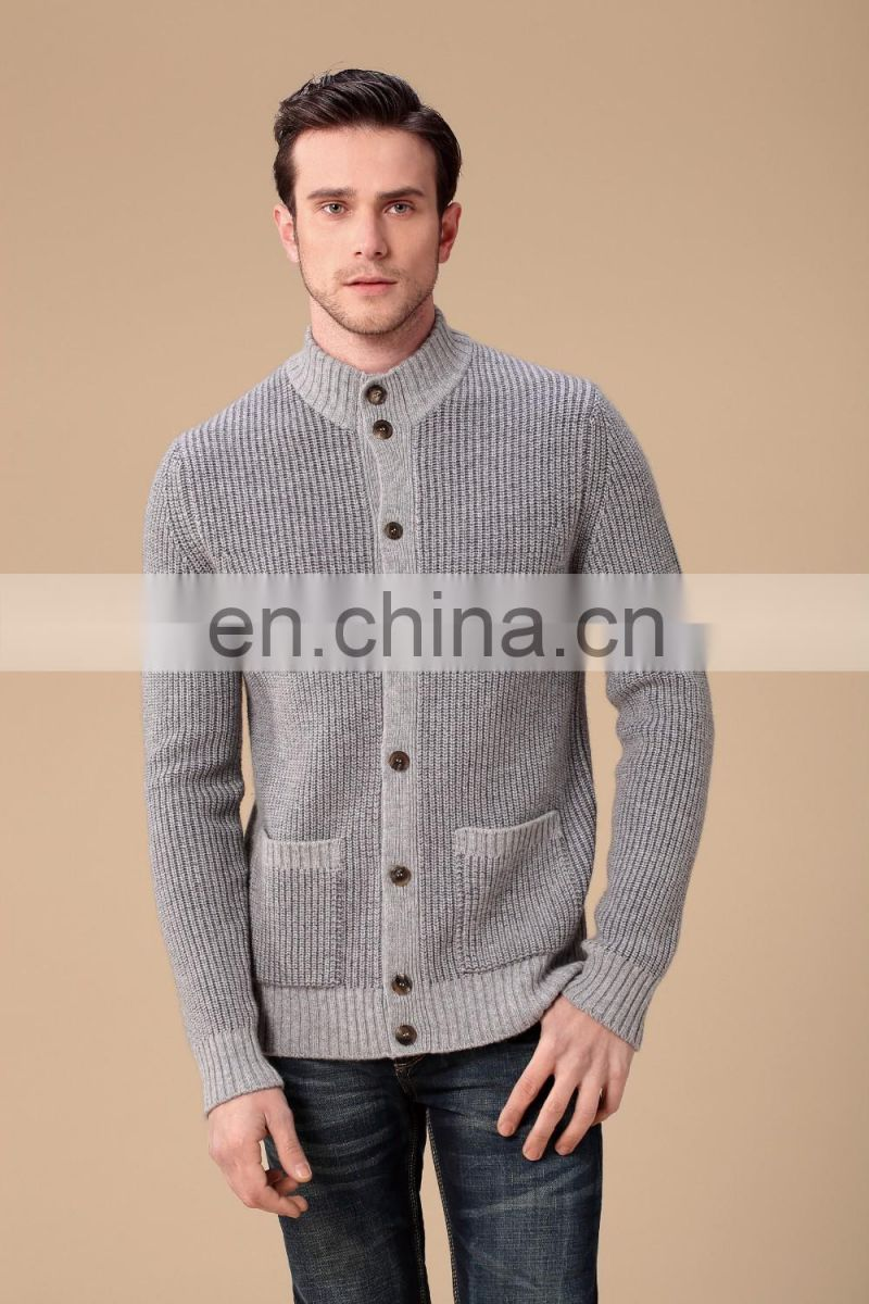men's cashmere cardigan cashmere sweater men