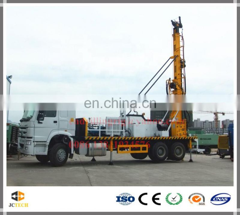 Moving convenient bomco f1000 national 8p80 mud pump for water well drilling
