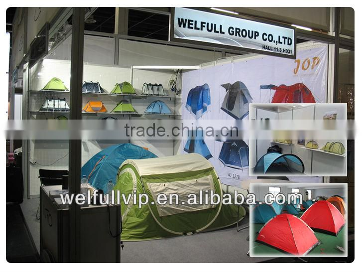 100% polyester cotton canvas camping tents