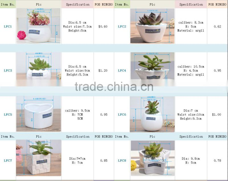 Wholesale High Quality low price customer design gardening pot/plant pot/flower pot/garden pot