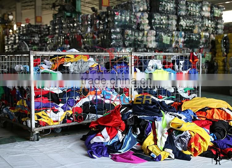 unsorted sports uniform second hand clothes cheap used