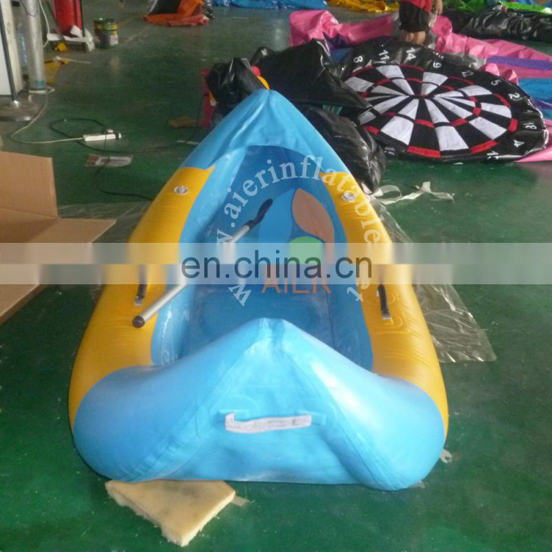 2017 best quality Pvc Inflatable water boat for sale,cheap inflatable fishing boat for adult