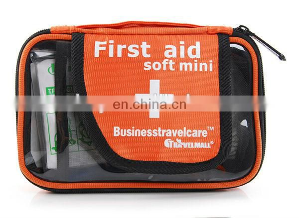 OEM Factory Popular emergency first aid kit