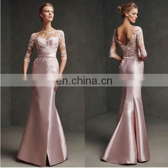 Customized wholesale 2016 Two-piece Suit Evening Dress Office Lady Dress Short Strapless Party Dress