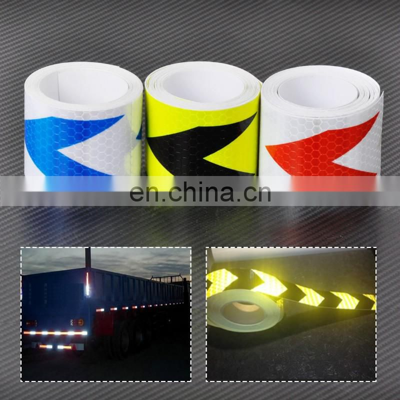 3M reflective printed decorative glossy and matte stickers removable waterproof