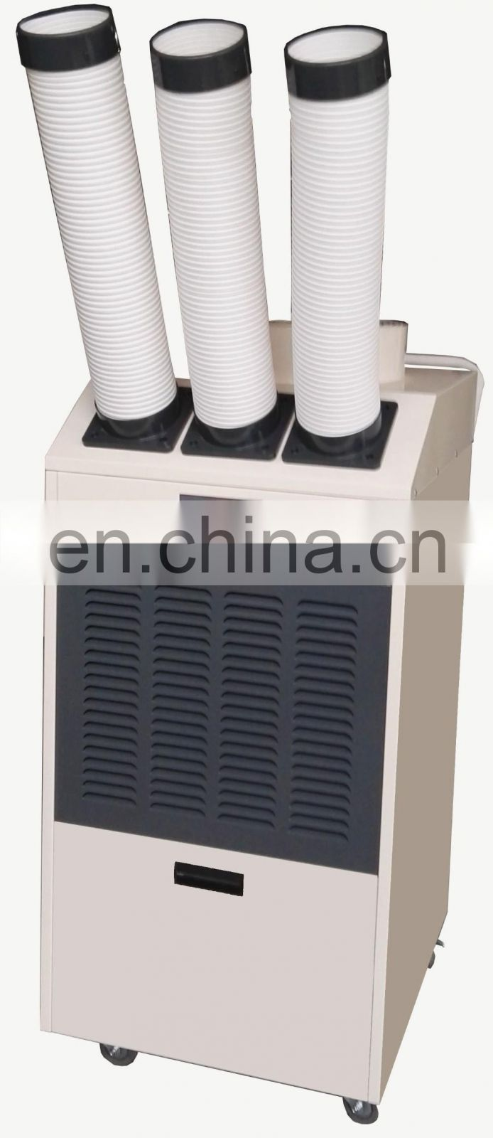 Spot air conditioner for workshop