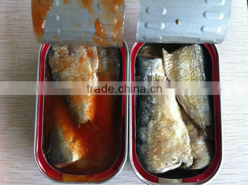 Healthy and Rich Nutrition Canned Fish Chinese Food of 10