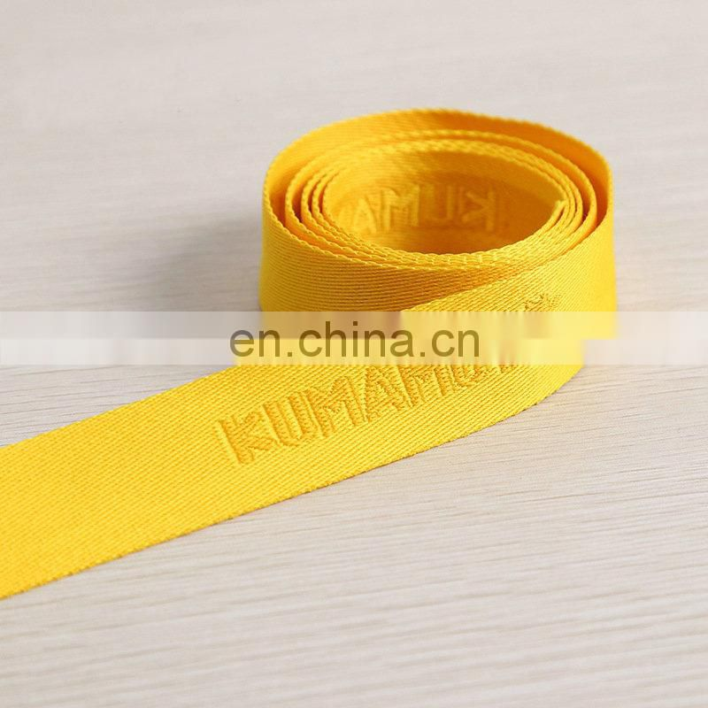 Factory supply jacquard nylon tape