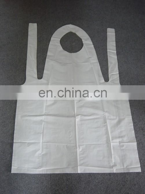 HDPE LDPE CPE Apron/Disposable Apron in Roll