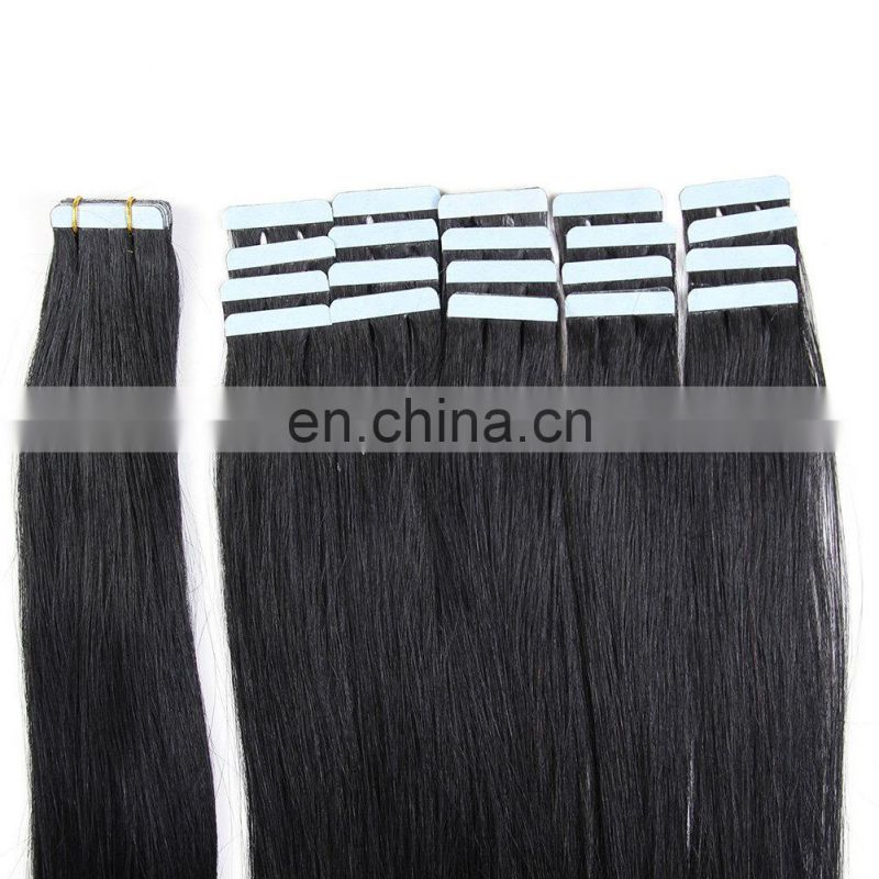 Tape in hair extensions human hair for beautiful ladies