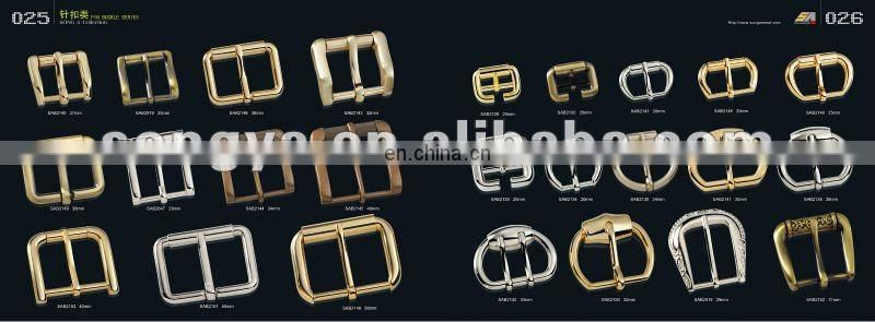 SA2014 double d-ring buckles accessory