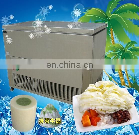Stainless Steel Factory Price Air Cooler Ice Block Making Machine ice shaver machine snow