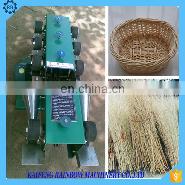 New Type of China professional automatic Willow branch peeler/Willow peeler machine on sale
