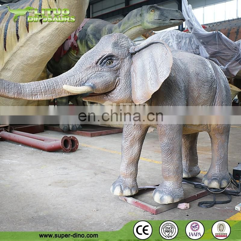 Outdoor Decoration High Quality Animatronic Animal For Sale