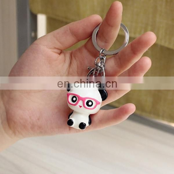 2017 ornaments resin snowman key chain