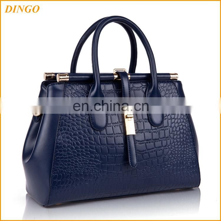 High quality & fashion women bags leather handbags womenbags alibaba china supplier