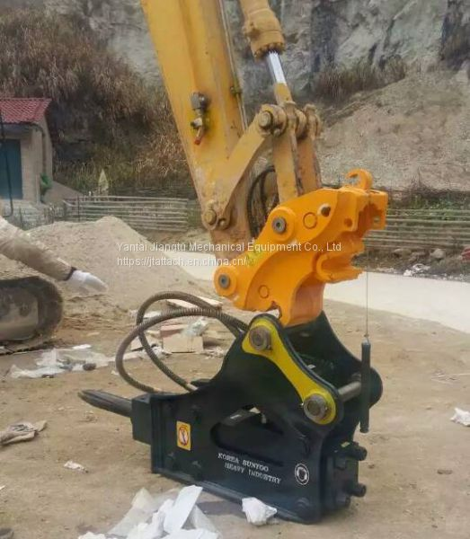 Hot Sale Hydraulic Excavator Quick Hitch Price images