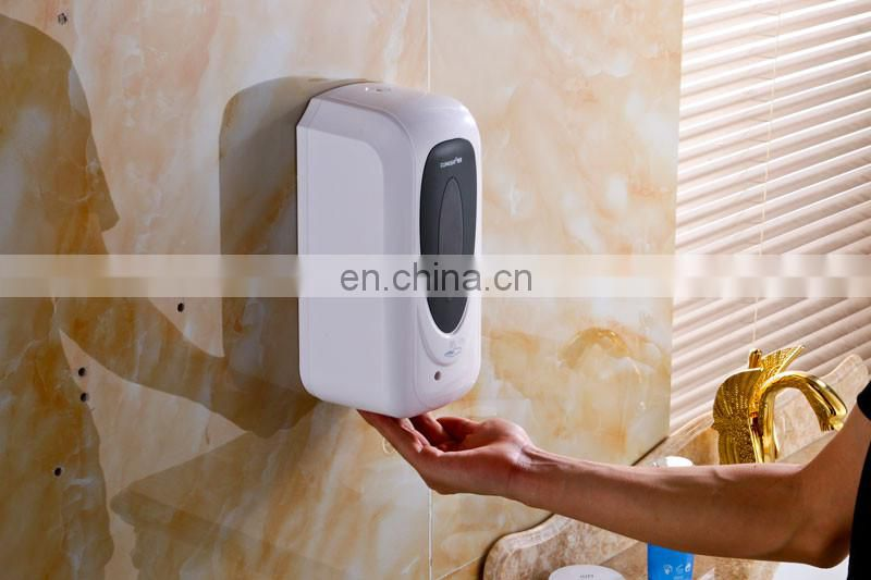 ABS Wall mounted automatic hospital anti-bacterial infrared autoclave sterilizer alcohol dispenser