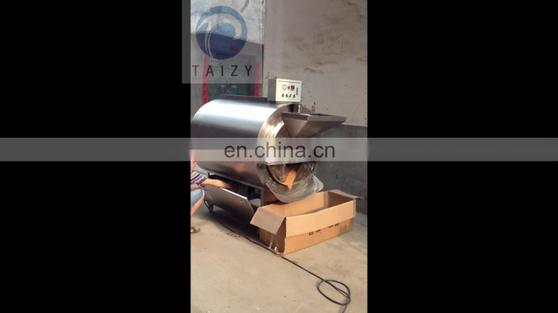 nuts roasting machine india seed pistachio nut sesame peanut roaster machine Image