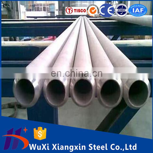Electrical Resistance Weld Stainless Steel Square Pipe 316 304 321h