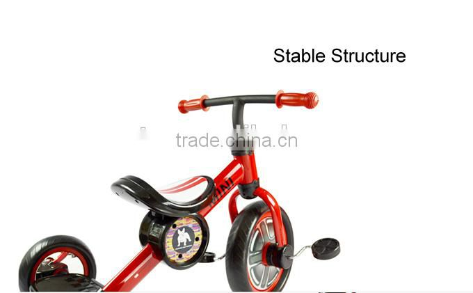 RASTAR MINI licensed 2014 super hot sales plastic sliding baby kids bicycle price