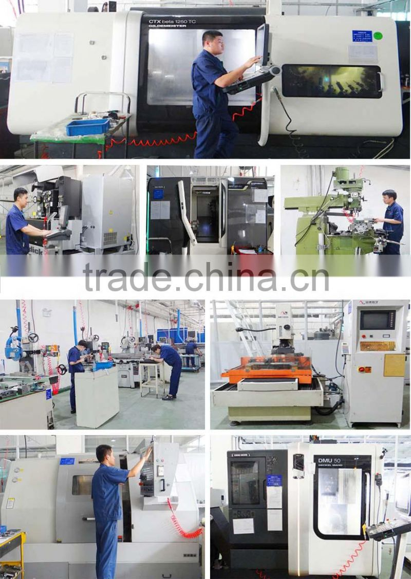 high precision professional sewing machine cnc machinery parts with milling grinding auto spare parts processing service