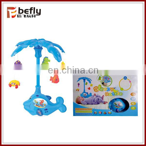 4 in 1 novelty plastic rings for baby toy