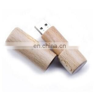 Hot selling wooden bulk 2gb usb flash drives