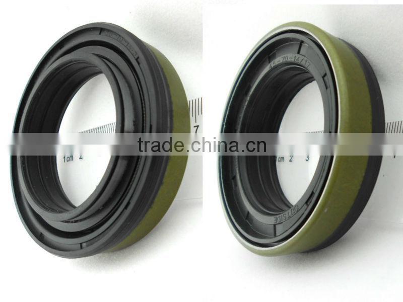 3765528M1 oil seal for MASSEY FERGUSON tractor crankshaft drive(45