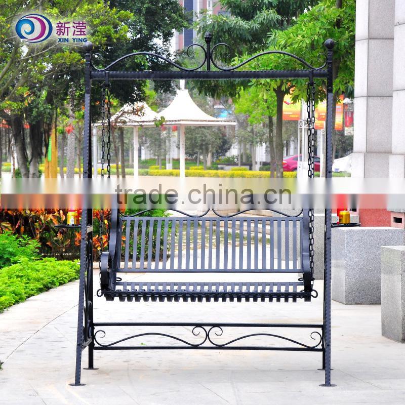 ... Wrought Iron Metal Garden Swing Chairs Manufacture, Hanging Garden Swing  Chairs, Swing Hanging Chair ...