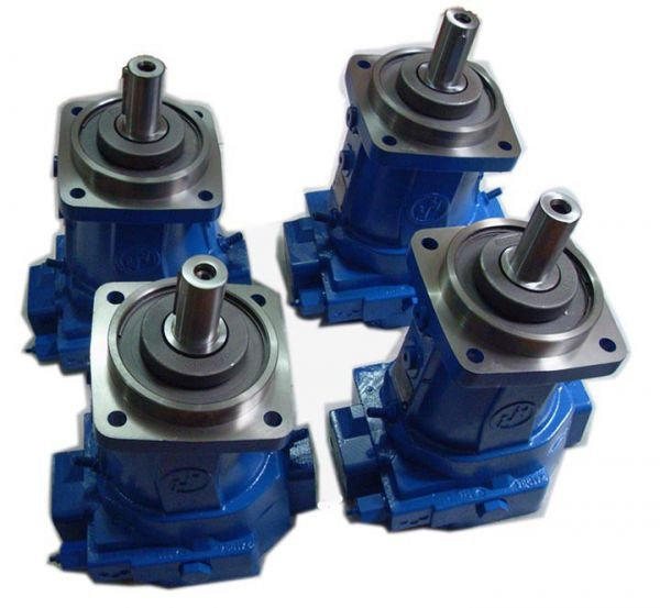 A4vso180lr2n/22l-ppb13n00 Variable Displacement 25v Rexroth A4vso Small Axial Piston Pump Image