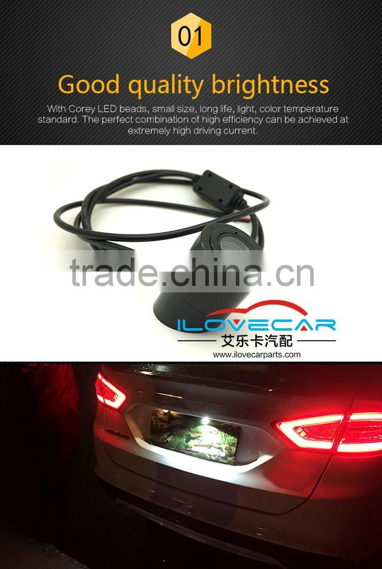 wholesale 4w car tail light logo lamp projector light auto part led light car led tail lamp for general motor