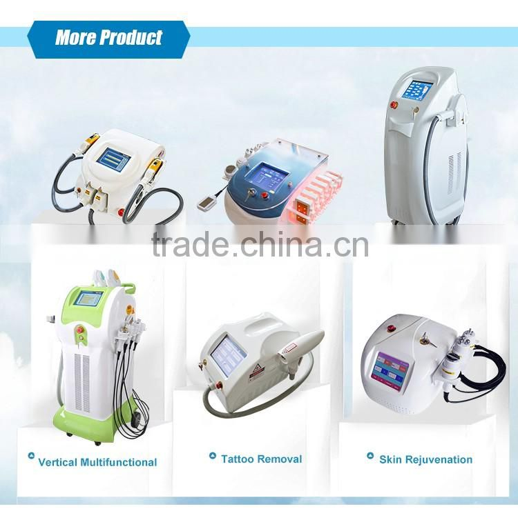 6 in 1 diode laser slimming cavitation machine