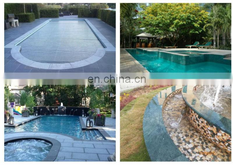 Swimming Pool Tiles & Pool Coping Tiles of New Products from ...