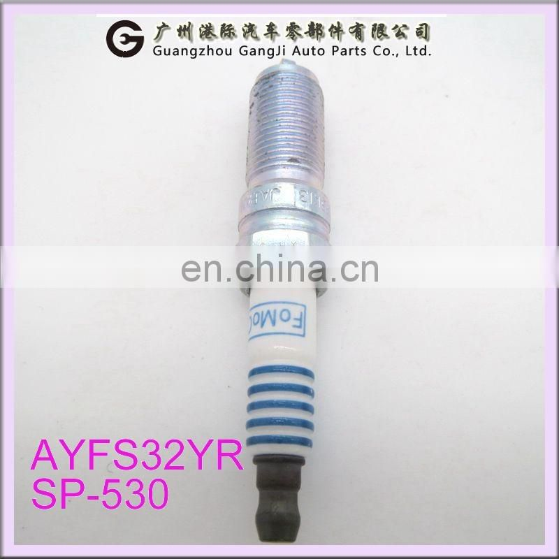 Original Store Spark Plug AYFS32YR SP-530 In Stock For Ford