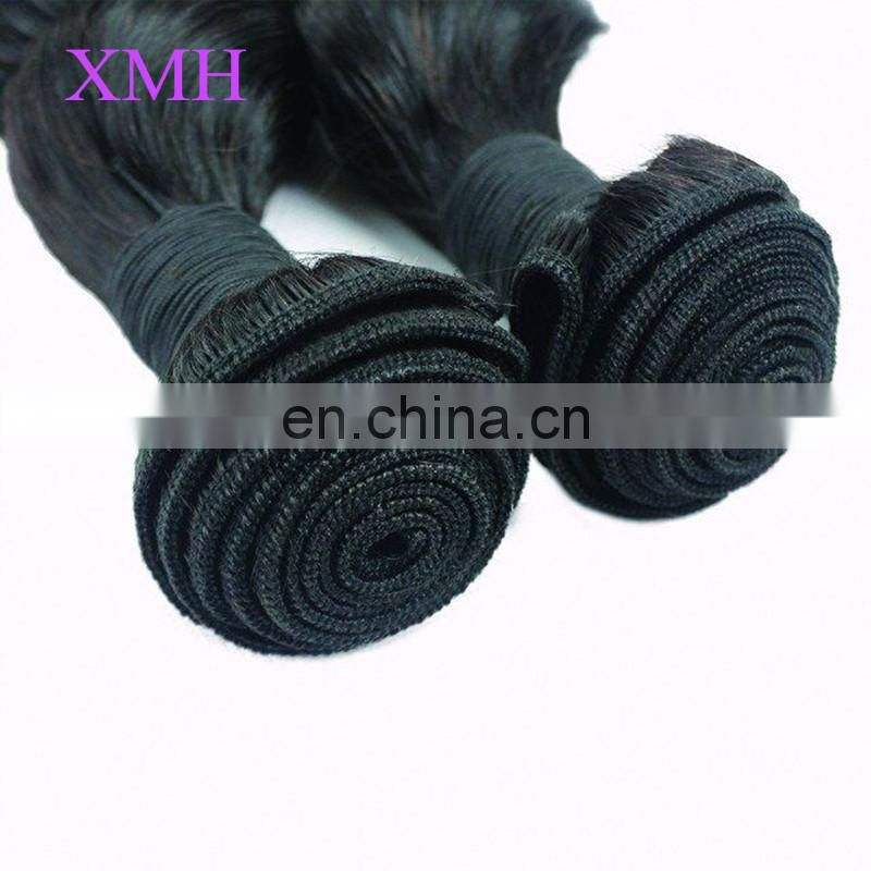 100% Unprocessed Top Grade Real Virgin wholesale brazilian hair weave bundles