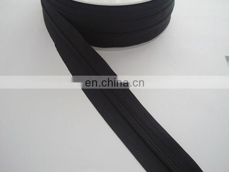 Factory Price zipper nylon long chain