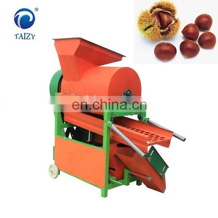 Taizy Industrial chinese chestnuts sheller