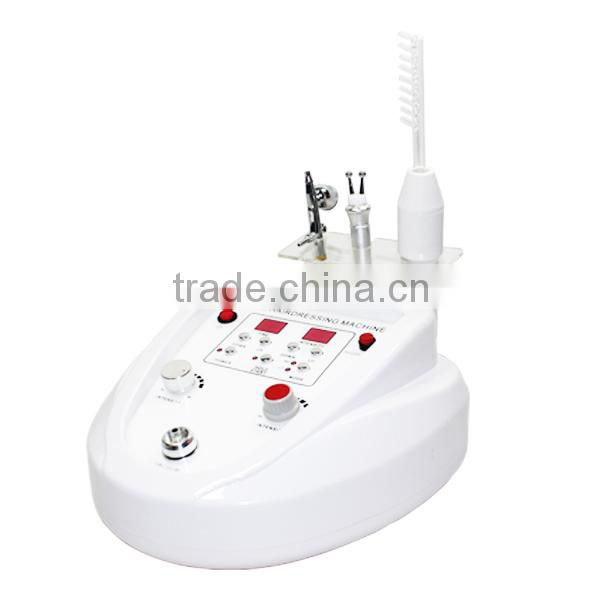 2016 latest products in market hair salon equipment oxygen bio ionization activation electric scalp stimulator